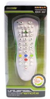 Xbox 360 Universal Media Remote Control X360 Komodo New