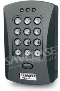 Door Access Control Keypad RFID ID Proximity Reader 10 ID 125Khz Cards