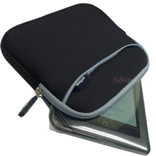 Sleeve Travel Case Cover Pouch Bag for Google Nexus 7 Kindle Fire HD 7