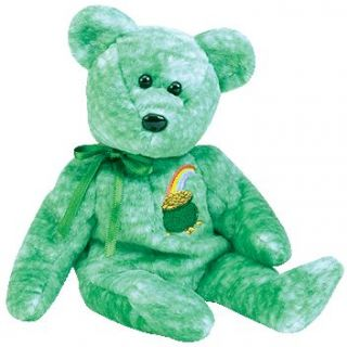 Ty Beanie Baby Killarney The Irish Bear 8 5 inch MWMTS