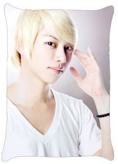All Super Junior 10 Members Yesung Kim Jong Woon Pillow Case 10