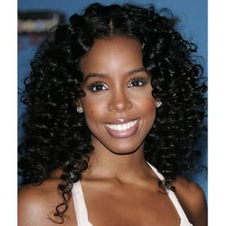 Lace Front Wig Brazilian Kinky Curl Indian Remy Human Hair