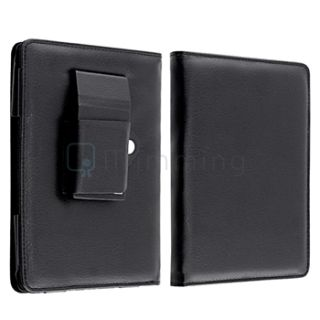 Leather Case Cover With Reading LED Light For  Kindle 4 Reader