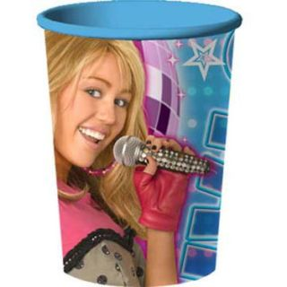 Kids Birthday Party Supplies Hannah Montana Rock The Stage Theme