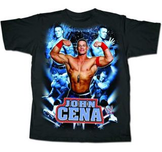 John Cena Showtime Brand New Youth Kids WWE T Shirt