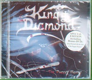 King Diamond T Shirt Long Sleeve The Revenge Neuf Tee