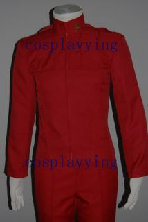 Star Trek Movie 2009 Kirks Cadet Uniform Jacket Pants