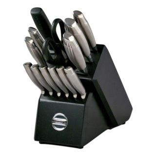 KitchenAid 14 PC Stainless Steel Knife Block Set