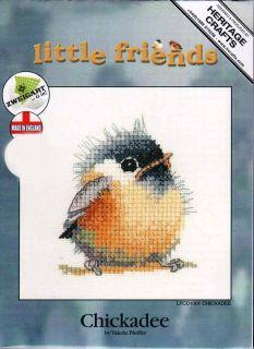 Pfeiffer Counted Cross Stitch Kit Chickadee HCK1001 Sale