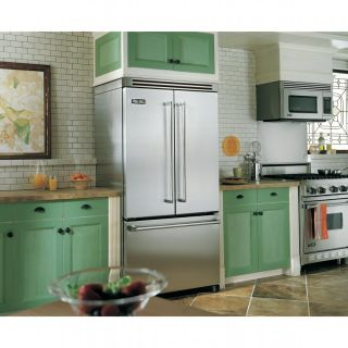 Viking VCFF136SS 36 French Door Refrigerator Freezer