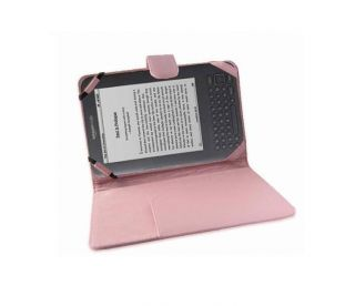 Colour Synthetic Leather Skin Case Cover Pouch  Kindle 3 AK06