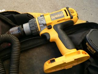 Dewalt Heavy Duty 18 Volt Cordless 6 Tool Combo Kit