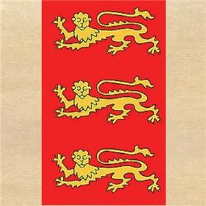 MEDIEVAL King Richard The Lionheart 3 x 5 WALL BANNER FLAG New
