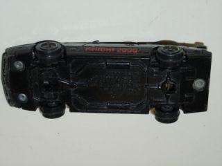 Vintage Kitt Car Knight 2000 Rider Diecast 2 Toy from Macao Universal