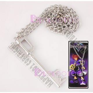 Kingdom Hearts Sora Key Blade Pendant Necklace B
