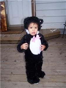 Kitty Cat Baby Toddler Costume 12 18 Months