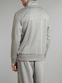 Hugo Boss Zip up sweat shirt Grey