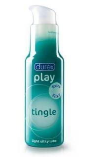 Durex Play Lubricant Gel Tingle 50ml Gel Intimate Pleasure Enhanc
