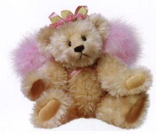 Promise Teddy Bear Angel Knickerbocker Karen Rundlett