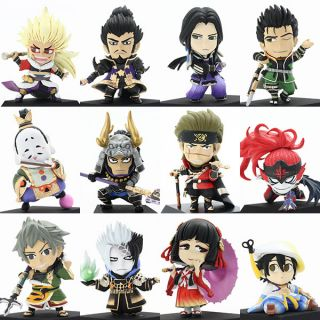 Koei Sengoku Muso Samurai Warriors 3 Mini Figure Vol2 Imagawa