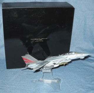 Century Corp Air Shop Top Gun Nothrop Grumman F 14A Tomcat 1 72