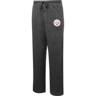Pittsburgh Steelers Charcoal Post Season Knit Pants