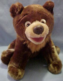 Disneys Brother Bear Koda Large Plush So Adorable LQQK