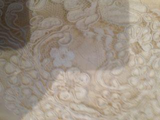 Amsale Kleinfeld Sample Sweetheart Lace Wedding Gown $3500 Dress A