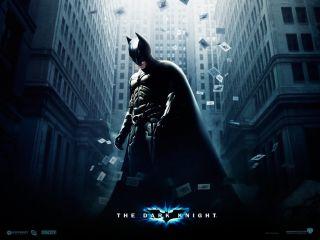 Original The Dark Knight Movie Film Prop Dark Knight Rises