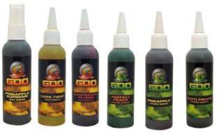 Korda Goo Carp Fishing Power Bait Smoke Glug Additive