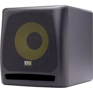KRK 10S 10   225 w Powered Active Subwoofer