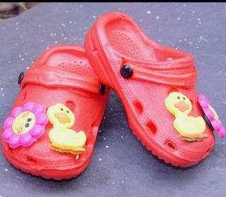 Doll Clothes 4 American Girl Red Crocs Shoes
