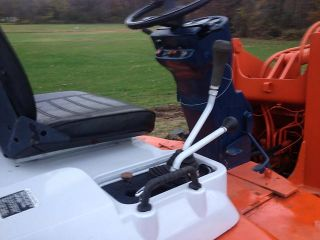 Kubota Tractor R520 Articulating Wheel Loader Payloader Rubber Tire