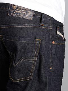 Diesel Larkee 8Z8 dark wash straight jeans Denim