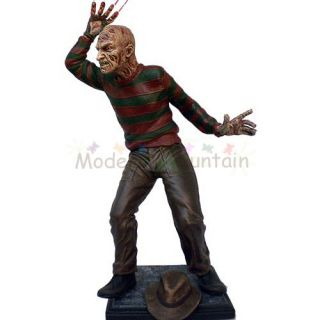 Horror Movie Freddy Krueger 1 4 Figure Vinyl Model Kit