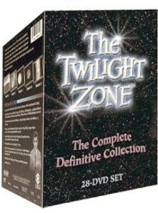 The Twilight Zone The Complete Definitive Collection New SEALED Set