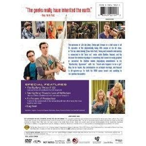 he Big Bang heory he Complee 5 Five Fifh Season DVD 2012 3 Disc