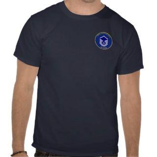 USAF Master Sergeant Retired Shirt