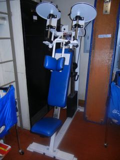 Pro Maxima P 103 PEC Deck Exercise Machine Gym Style Equipment