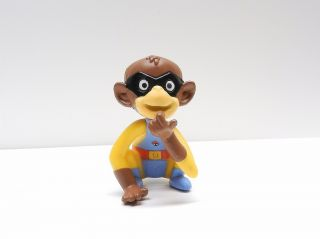 Hanna Barbera Space Ghost Action Figure with Blip Monkey
