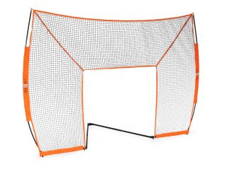Bownet Lacrosse Portable Indoor Outdoor Goal Halo Free Standing Net 12
