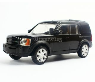 Rastar 36700 1 43 Scale Land Rover Discovery 3 Die Cast Cars Toys