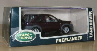 43 Eagles Race 1998 Land Rover Freelander Diecast Model Car