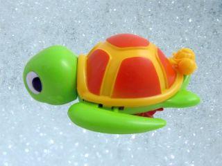 New Swimming Turtle Floating Bathtub Bath Toy for Kids
