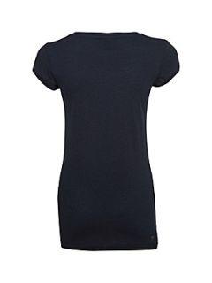 Bench Birdhouse t shirt Navy