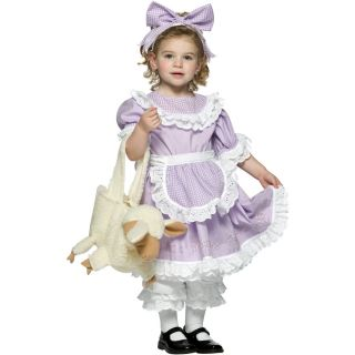 Mary Had A Little Lamb Toddler Costume Mary Nursery Rhyme Toddler Mary