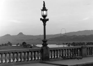 London Bridge Lamp Post Lake Havasu City Arizona AZ