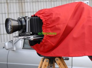 Dark Cloth Focusing Hood for 4x5 Large Format Camera