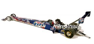 NHRA Larry Dixon 1 16 Milestone Diecast Don Snake Prudhomme 2005
