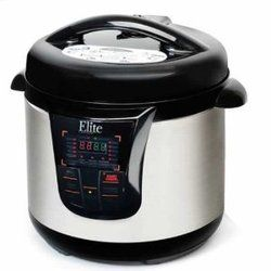 Maxi Matic EPC 808 Elite 8 Quart Pressure Cooker